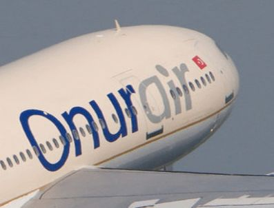 Onur Air Ucuz Uçak Bileti Hattı