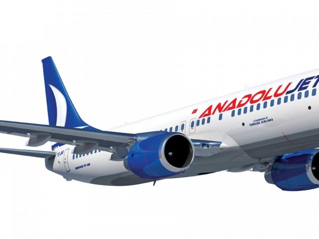 Anadolu Jet Yurtiçi Uçak Bileti Alma Telefon