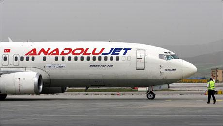 Anadolujet Uçak Bileti Arama (0216) 456 0 383