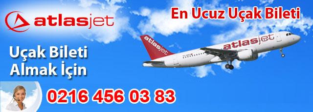 Atlasjet Bilet Hattı | 0216 456 03 83