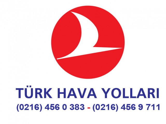 Türk Hava Yolları Uçak Bileti (0216) 456 9 711