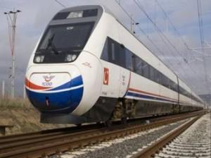 hızlı tren fotoğrafı