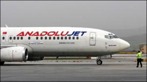 Anadolu Jet Uçağı