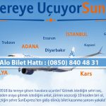 SunExpress Antalya Şubesi Telefon